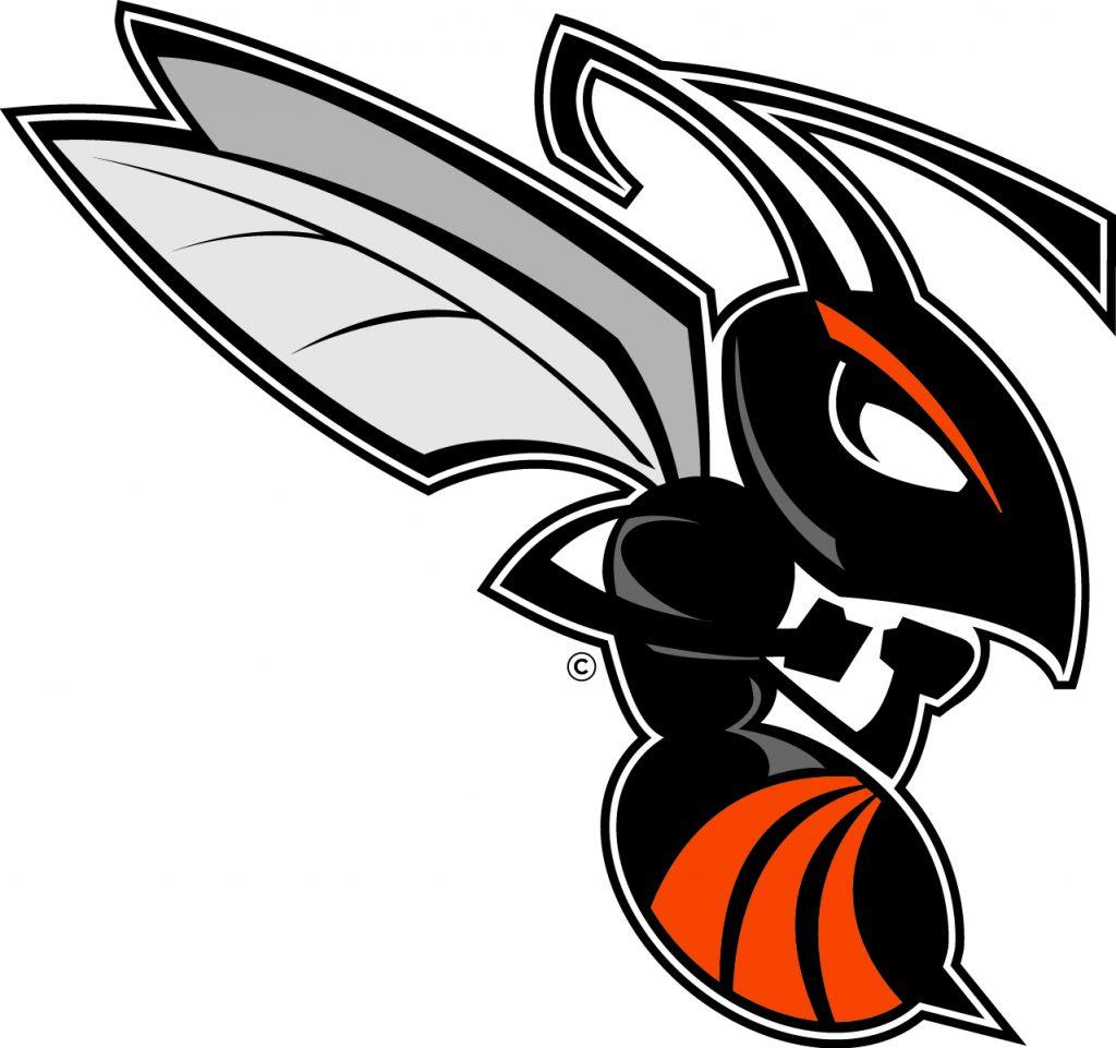 Kalamazoo College Hornet Logo